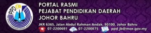 Pejabat Pendidikan Daerah Johor Bahru